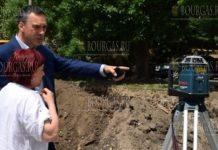В Бургасе реконструируют детские площадки