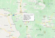 2 июля землетрясение в Болгарии
