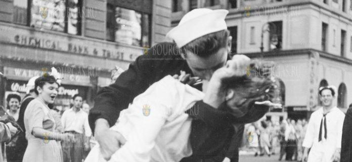 6 июля Всемирный день поцелуев