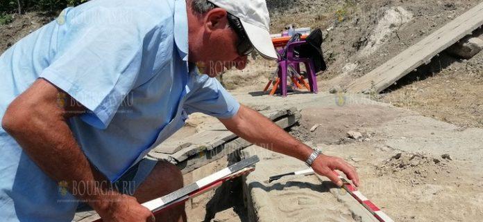 Археологи на Акве Калиде снова нашли ценные находки