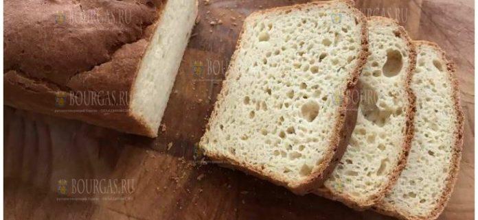 безглютенового хлеба
