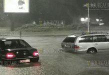 буря в Софии 6 июля 2020 года