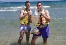 Футболисты пловдивского Локо - решили выкупать Кубок Болгариии в Черном море