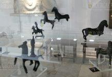 Коллекция тракийских фигур представлена в Бургасе