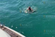 Курбат Пулев сегодня отдыхает на море, в районе Варны