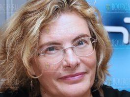 посол Франции в Болгарии - Флоранс Робин