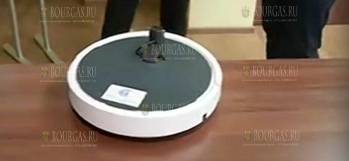 Ученые из Болгарской академии наук изобрели робота