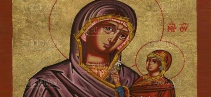 в Болгарии поминают Успение праведной Анны