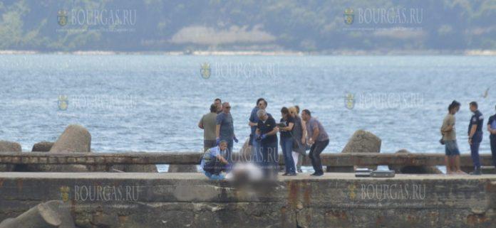 В Черном море в районе Варне был найден труп