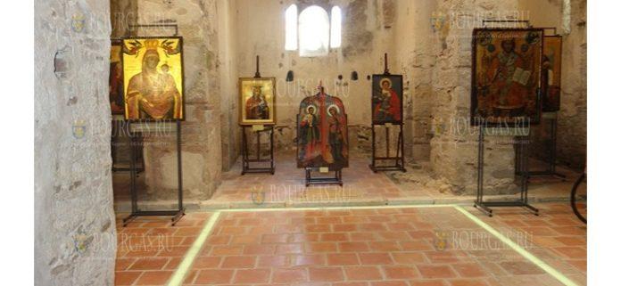 В Несебре пройдет выставка икон - Старинен Несебър
