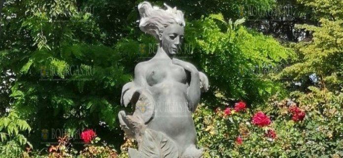 В Варне появилась еще одна скульптура