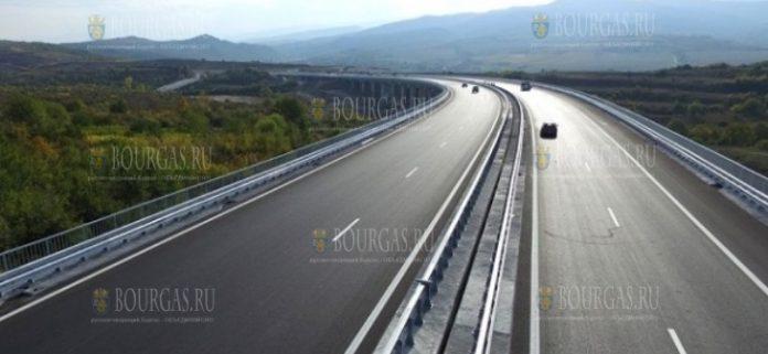 автотрасса Видин-Ботевград