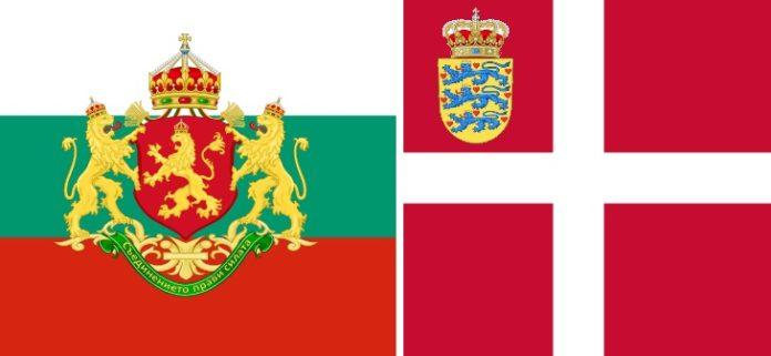 Болгария - Дания