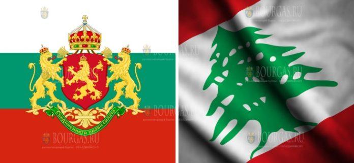 Болгария Ливан