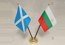 Болгария Шотландия