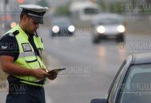 дорожная полиция в Болгарии