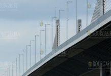 моста через Дунай Видин - Калафат