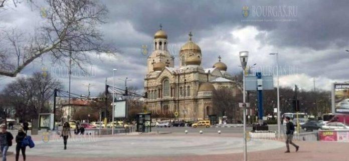 Свято-Успенский собор в Варне