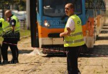 Трамвай в Софии сбил женщину