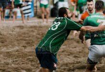 Турнир по пляжному регби примет Бургас