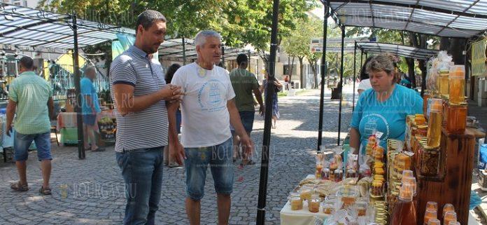 В Царево открылся Фестиваль меда