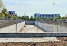 """В ЖК """"Сарафово"""" в Бургасе сдали в эксплуатацию новый противопаводковый объект"""