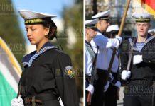 Курсанты Военно-Морского училища в Варне