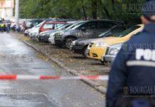 В Софии на парковке насмерть сбили ребенка