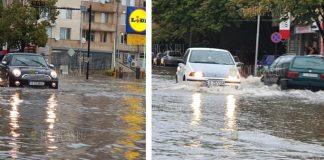 13 октября ураган в Хасково