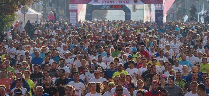 37-й марафон в Софии