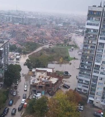 буря в Добриче