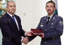 командующий ВВС страны - генерал-майор Димитар Петров