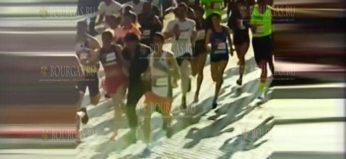 Неприятный инцидент омрачил марафон в Софии