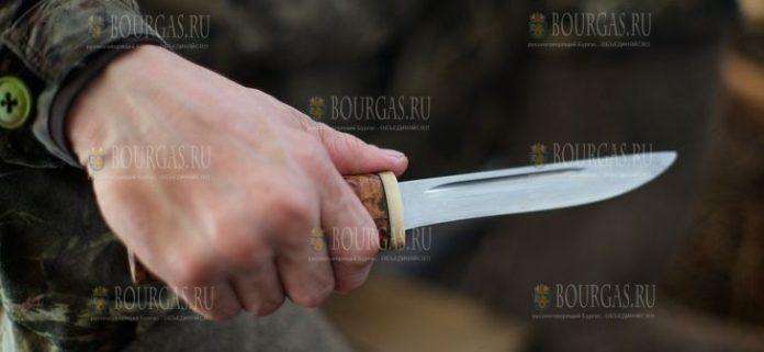 ножевые ранения в поезде София - Бургас