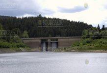 Озеро Жребчево в Болгарии заполнено лишь на 21%