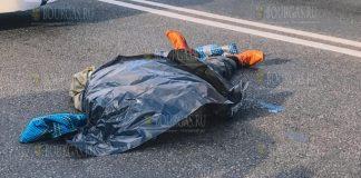 Троллейбус насмерть сбил пешехода в Софии