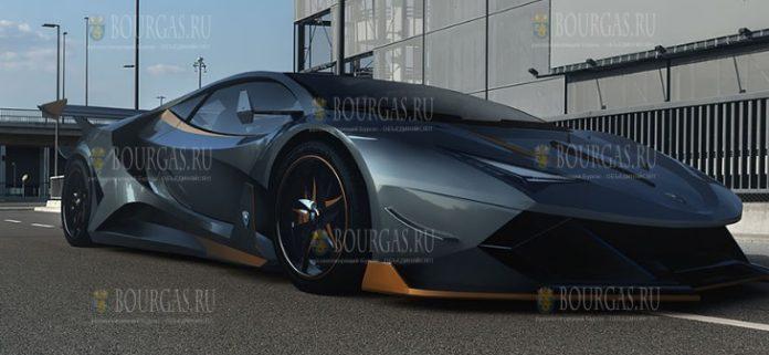 В Болгарии представили самый мощный и самый быстрый электромобиль