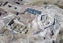 В Бургасе продолжаются раскопки крепости Русокастро