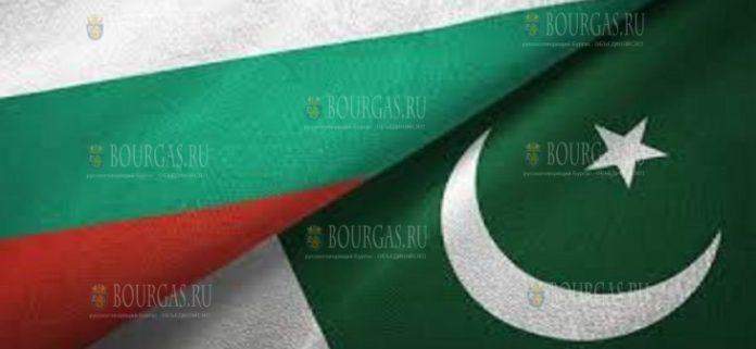 Болгария пакистан