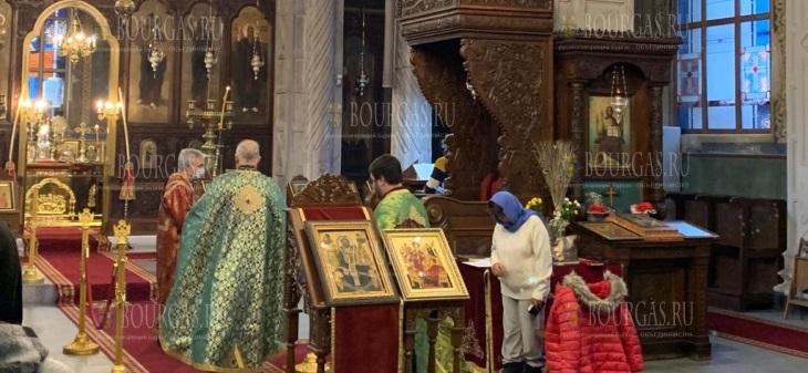 Бургас День Святого Николая 2020 года