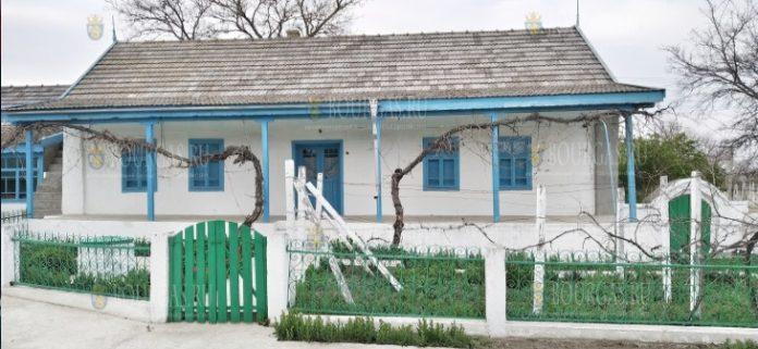 дом Христо Ботева в Украине
