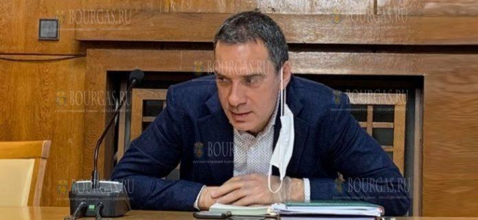 мэр Бургаса - Димитр Николов