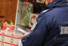 Наблюдается увеличение присутствия сотрудников полиции в Софии