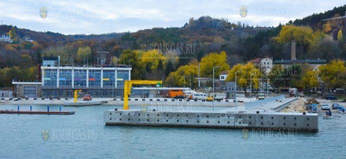 В Болгарии завершено строительство рыболовного порта Карантината