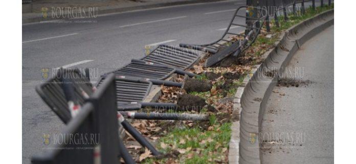 В Пловдиве произошла авария, в результате которой погиб водитель
