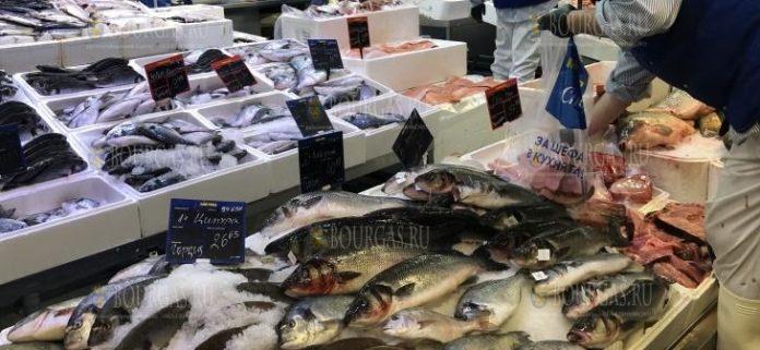В Софии завтра заработает рыбный рынок ко Дню Святого Николая
