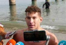 18-летний Иван Гайтанов спас крест в Бургасе