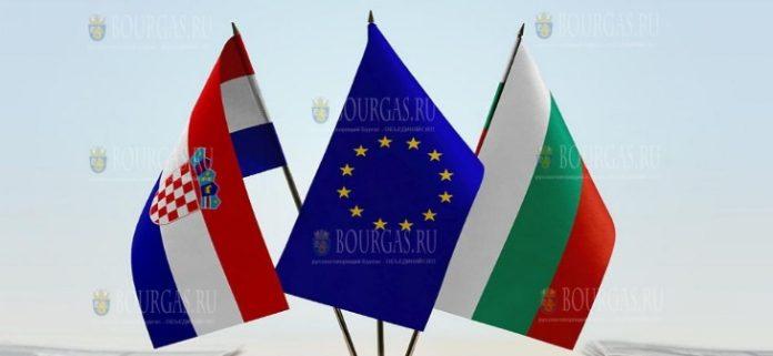 болгария хорватия