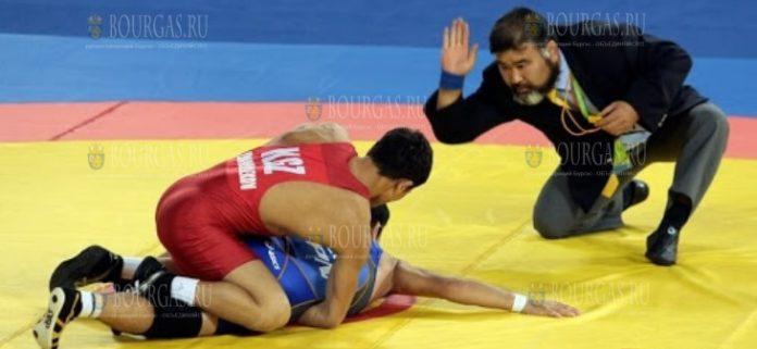 чемпионат Болгарии по вольной борьбе