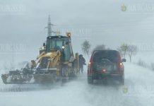 На Северо-Востоке Болгарии закрыты десятки автострад